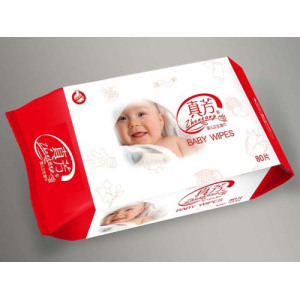 Baby customized wet wipes